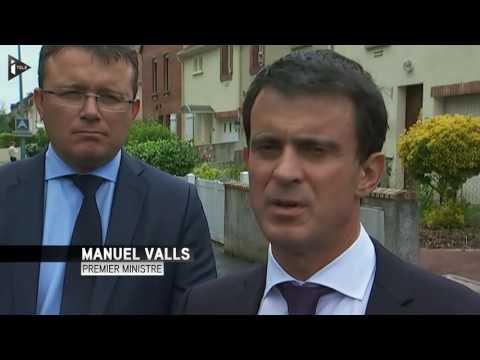 """SNCF: Manuel Valls appelle à l'arrêt """"le plus vite possible"""" de la grève"""
