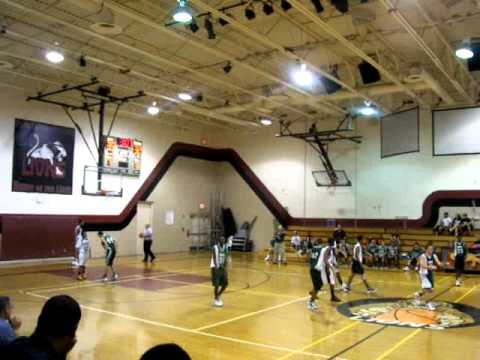 New Dimensions High School JV Basketball 6.MOV