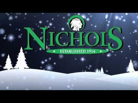 CHRISTMAS TREE DECOR at NICHOLS STORES 2013