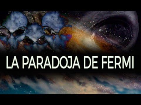 ¿Estamos solos en el Universo? LA PARADOJA DE FERMI - Ciencias Para Todo