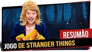 Resumão: Jogo de Stranger Things, Death Stranding, World War Z e muito mais! Game Over
