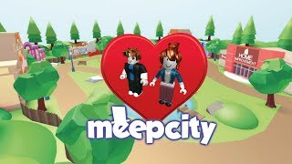 #roblox #CatFer Meepcity Experiment I get by as a boy and this happens!!