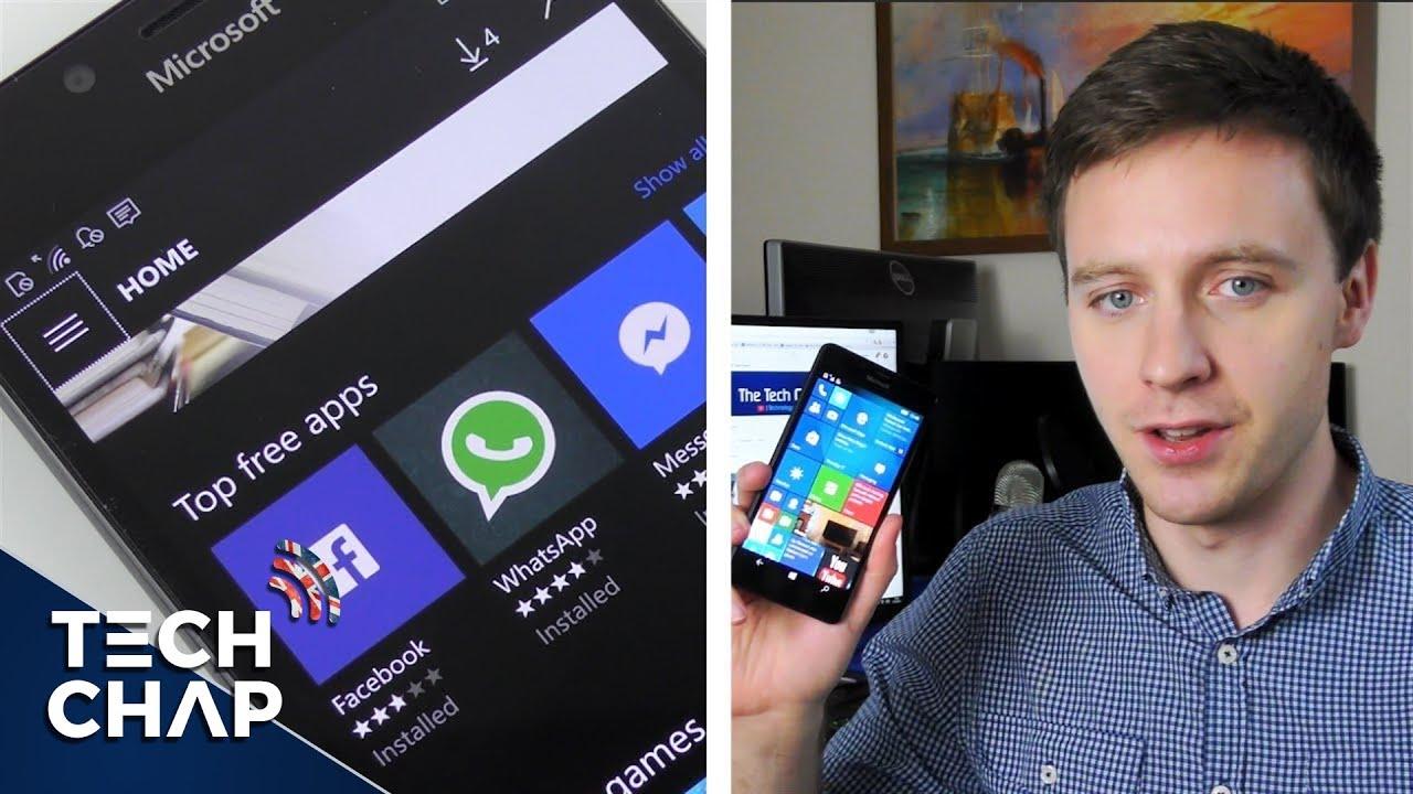 Windows Phone App Store Review