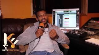 "Mac D Talon on Harmonik "" Degaje "" upcoming studio album"