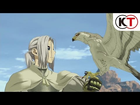 ARSLAN: THE WARRIORS OF LEGEND - TGS 2015 TRAILER