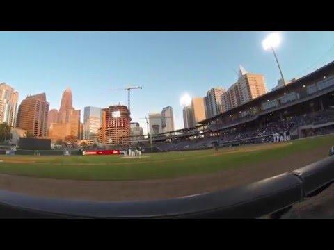 UNC Charlotte Baseball