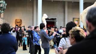 Asphalt Orchestra at the Met Museum