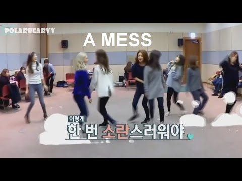SNSD: We Are The Funniest Girl Group (2016 Ver.)