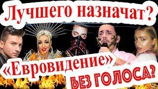 Лучшего назначат? Евровидение-2019. В видео - Лазарев, Зена, Ситник, Димаш, Карпанов, Uzari и другие