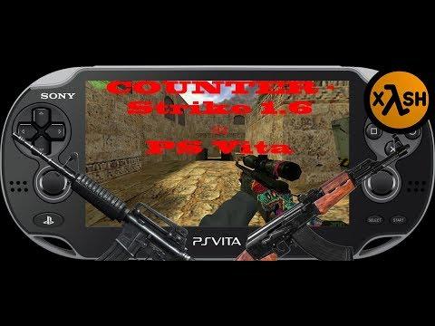 VitaXash - Counter Strike в кармане