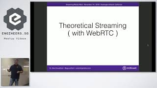 WebRTC: Real Time Media Revolution - NUS Hackers