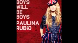 Paulina Rubio - Boys Will Be Boys (Club Mix Edit) (Official HD)