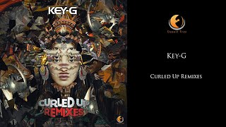 Key G - Curled Up Remixes