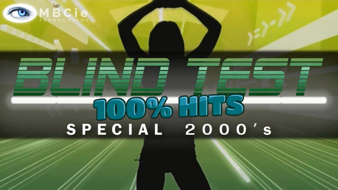 NRJ Music Hits 2016 : Blind test des tubes des années 2000 (Quizz musical Nouvel An - New Year 2017)