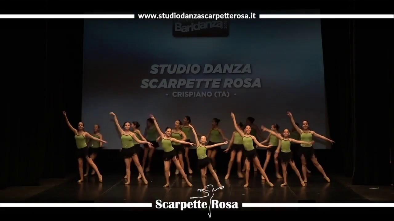 newest 5aa13 1b5a4 Studio Danza Scarpette Rosa - Sing Sing Sing - Concorso Nazionale BariDanza  2018