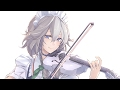 Download 【東方Violin/Piano】 Flowering Night 「TAMUSIC」 MP3 song and Music Video