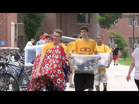 Welcome to Iowa State, class of 2020!