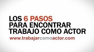TALLER DE MARKETING PARA ACTORES - Trabajar como Actor
