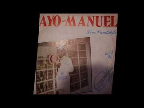 AfroFunk Synth, Ayo Manuel - Song Of Love (instru)