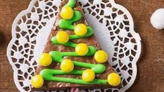 Как украсить новогодние блюда