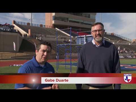 Sideline Interview: Lubbock Christian School