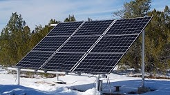 Off-Grid: ROBUST 10,000 Watt, 80 Amp Solar Power System for AZ Ranch