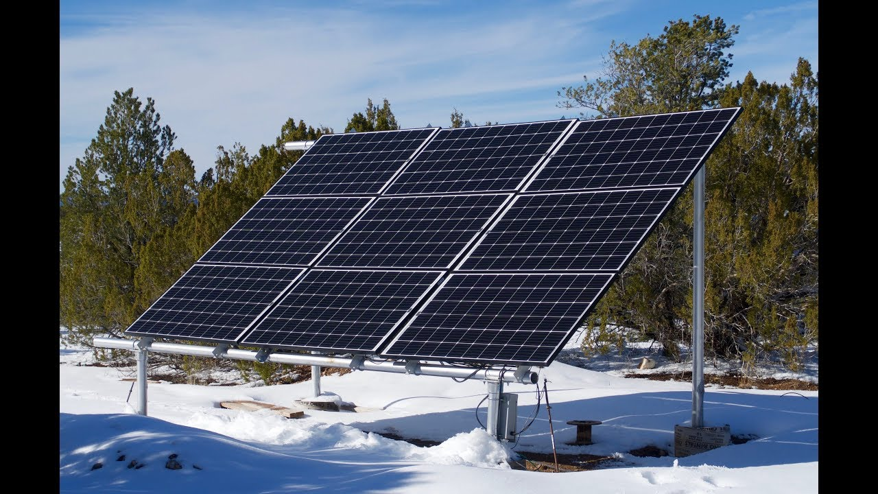 Off-Grid: ROBUST Expandable 10,000 Watt, 80 Amp Solar ...