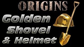 The Golden Shovel and Golden Helmet: How to get in Origins Zombies - Black Ops 2