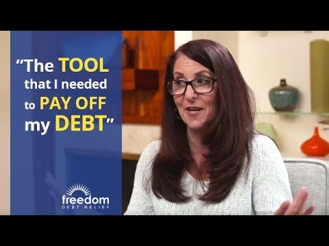 pay-off-heavy-credit-card-debt-|-freedom-debt-relief-reviews