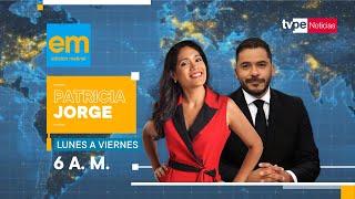 TVPerú Noticias Edición Matinal – 26/10/2021