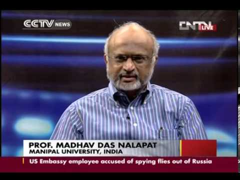 Studio interview: China-India economic coop. a priority
