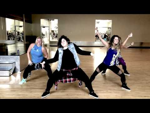 MIMS MOVE IF YOU WANNA!---Original Dance Fitness choreo by Hettie Jo!