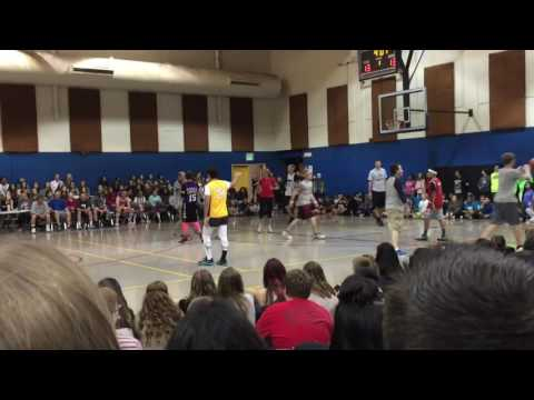 8th Grade Student vs. Staff Basketball Game @ Fowler Middle School