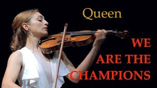 We Are The Champions (Queen) - Violin and Piano cover