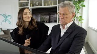 Katharine McPhee & David Foster sing the 'The Prayer'