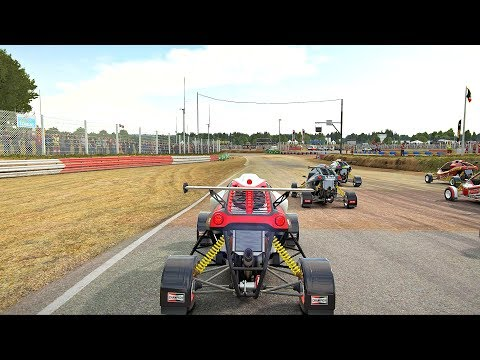 DiRT 4 - Career Mode Gameplay  - Rally Cross (Speedcar Xtrem)