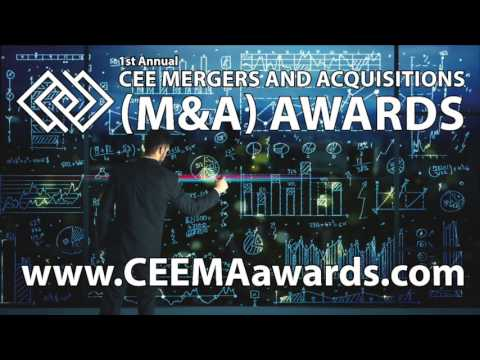 2017.03.23 - 1st Annual CEE MERGERS AND ACQUISITIONS AWARDS   Cross Border Deal