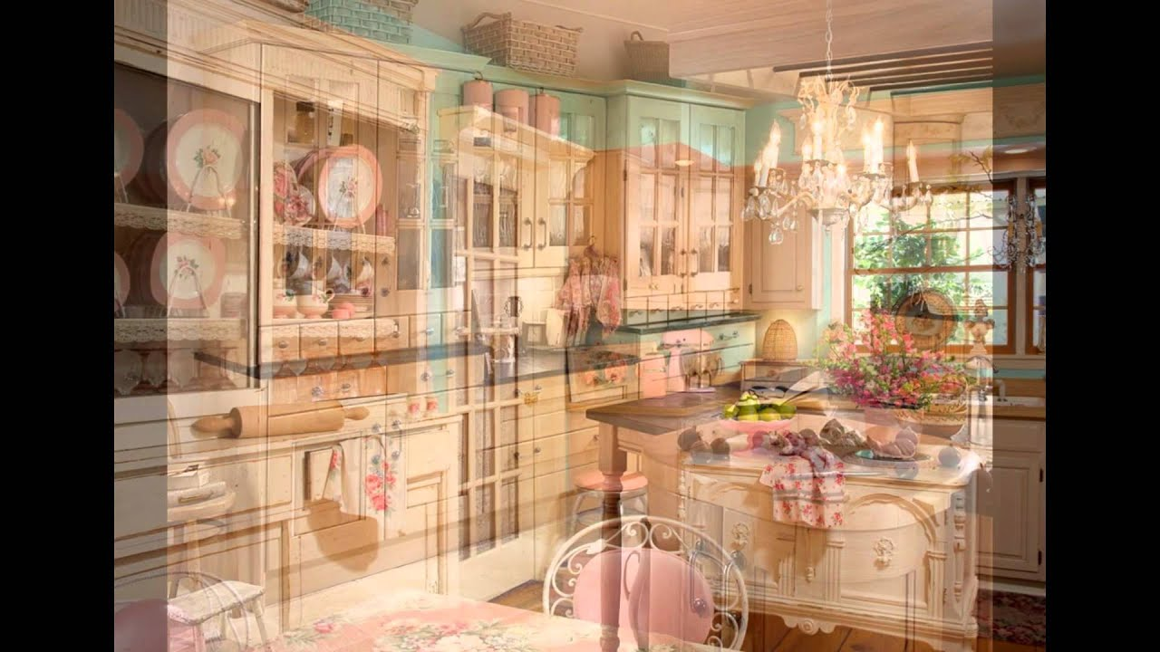 Ideas For Shabby Chic Kitchens