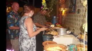 Mexican Xmas Dinner At El Palmar Beach Tennis Resort