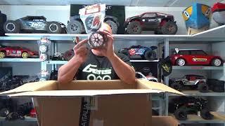 unboxing matos rally game merci rcmodelstore.com