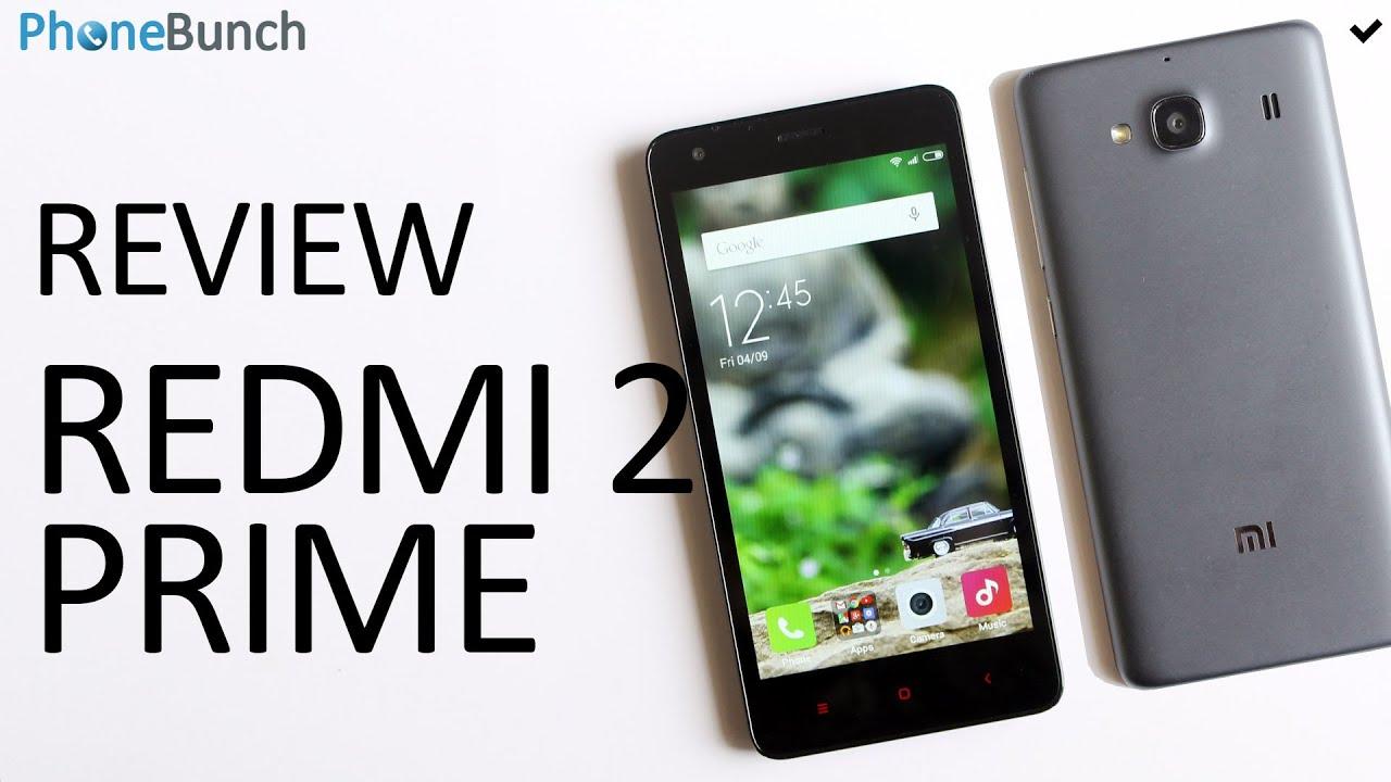separation shoes 4f215 81220 Xiaomi Redmi 2 Prime Review - Best budget 4G smartphone?