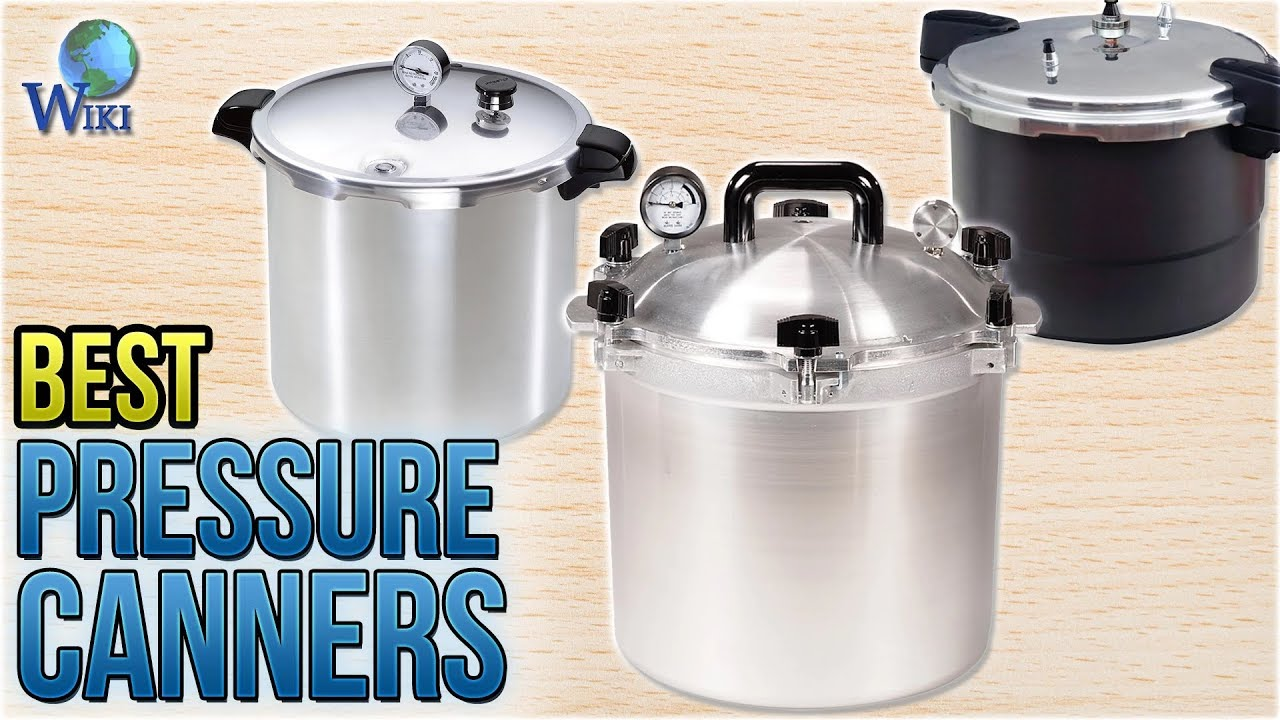Top 10 Pressure Canners of 2019 | Video Review