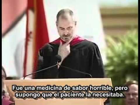 Steve Jobs Stanford Commencement Speech 2005 (Subtitulos Espanol)