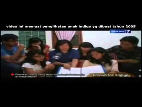 Jokowi Presiden sudah diprediksi oleh Anak Indigo Tahun 2005 di Empat Mata