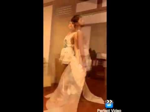 Miss Ukraine 2014 Evening Gown Competition #Parody