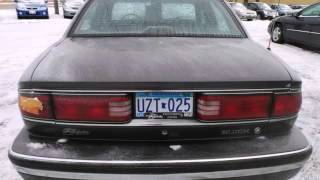 1993 Buick LeSabre Rochester Winona, MN #BS14463 - SOLD