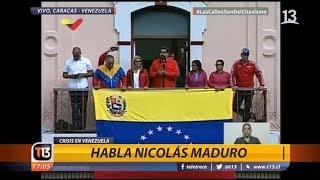 Tensión en Venezuela: Juan Guaidó se autoproclama como