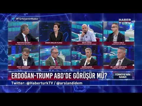 Türkiye'nin  Nabzı-24 Eylül 2018 (Kripto Fetö'cüler TSK'da hala faal mi?)