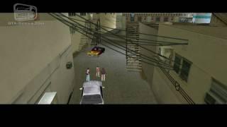 GTA Vice City - Walkthrough - Mission #9 - Guardian Angels (HD)