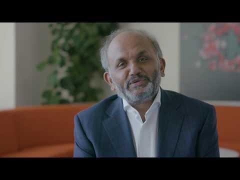 Shantanu Narayen, CEO Adobe, Inspire Awardee